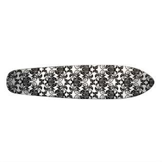 Philosophique chanceux avec du charme simple skateboard 20,6 cm