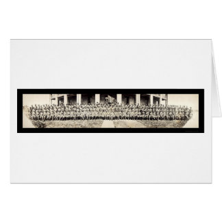 Photo 1913 de Galveston WWI de dirigeants Carte