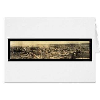 Photo 1919 de Coblence Allemagne WWI Carte
