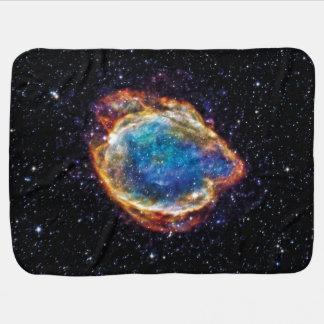 Photo de l'espace de la NASA du reste G299.2-2.9 Couvertures Pour Bébé