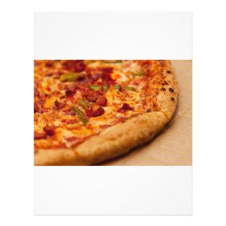 Photo de pizza prospectus 21,6 cm x 24,94 cm