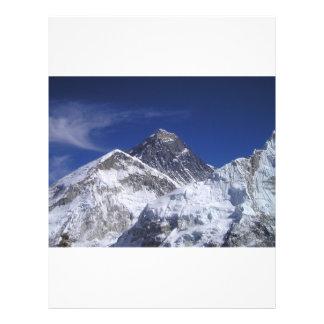 Photo du mont Everest Prospectus
