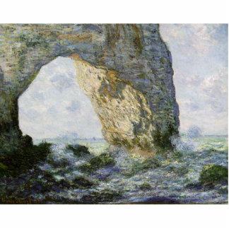 Photo Sculpture Le Manneporte par Claude Monet