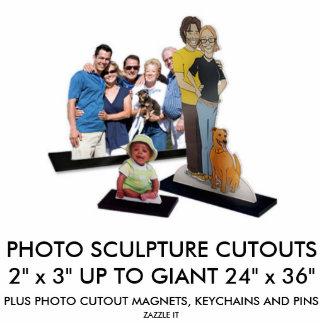 Photo Sculpture Modèle de blanc de sculpture en photo personnalisé