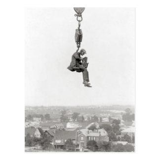 Photographer aérienne, 1925 carte postale