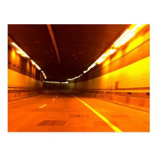 PHOTOGRAPHIE de carte postale du TUNNEL 3