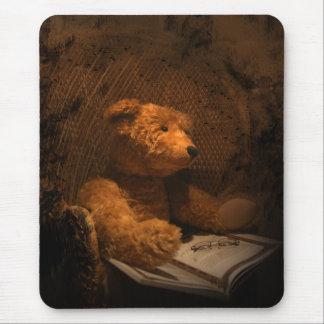 Photographie de regard de Mousepad d'ours de Tapis De Souris