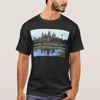 Photographie de voyage de temple d'Angkor Vat T-shirt