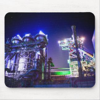 Photographie industrielle de HDR - usine Tapis De Souris