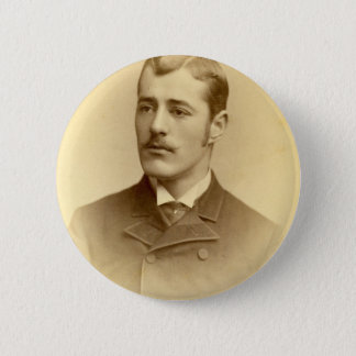 Photographie vintage badge rond 5 cm