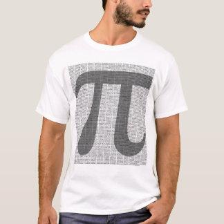 Pi au T-shirt de 10.000 décimales