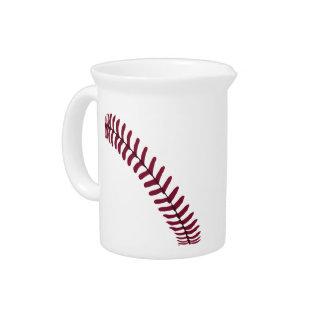 Pichet Bande de roulement de base-ball