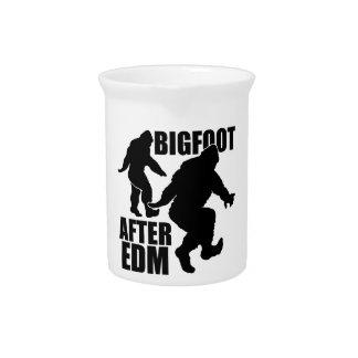 Pichet Bigfoot après EDM
