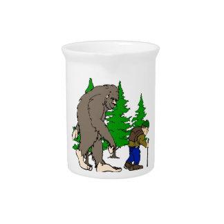 Pichet Bigfoot. randonneur