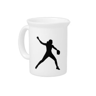 Pichet Broc du base-ball