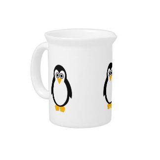 Pichet Cruche/broc de partie de pingouin