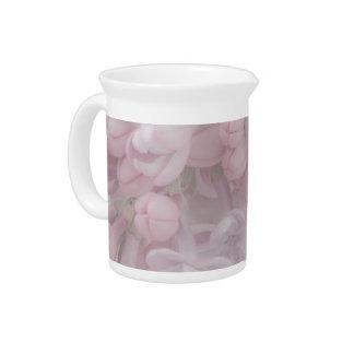 Pichet Fleur lilas