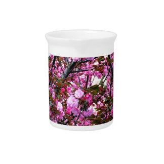 Pichet Fleurs de cerisier