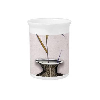 Pichet Ikebana 3 par les fernandes élégants