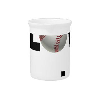 Pichet J'aime le base-ball