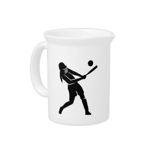 Pichet Joueur de base-ball