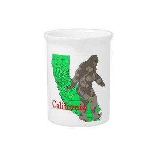 Pichet La Californie Bigfoot