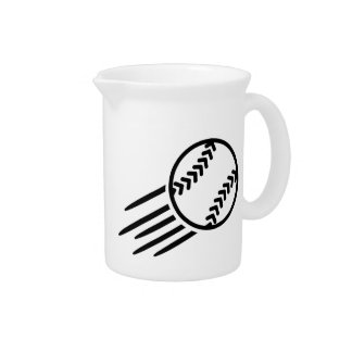 Pichet Le base-ball de vol