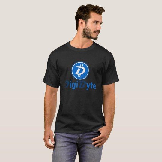 Pièce de monnaie de DigiByte (DGB) - T-shirt