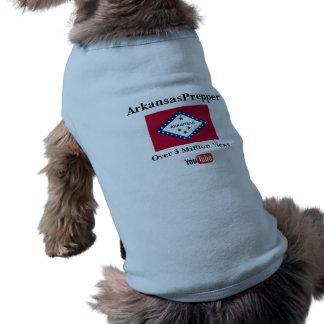 Pièce en t d'animal familier vêtements pour chien