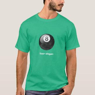 Pièce en t de boule de l'édition huit de Camo avec T-shirt