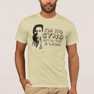 pièce en t de gynécologue t-shirt