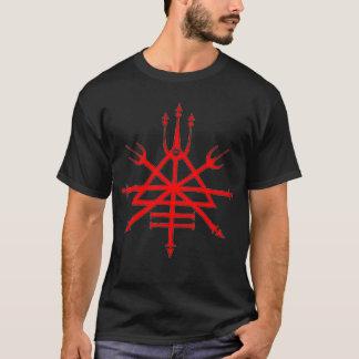 Pièce en t de Sigil d'Antinomianism T-shirt