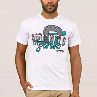 Pièce en t de Snapback Teal T-shirt