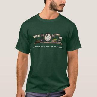 Pièce en t d'étagère de MOTS T-shirt