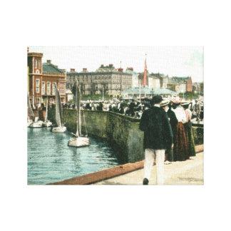 Pier du nord, 1905) copies de toile de Bridlington
