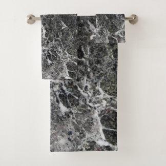 Pierre de marbre naturelle dans des tons gris