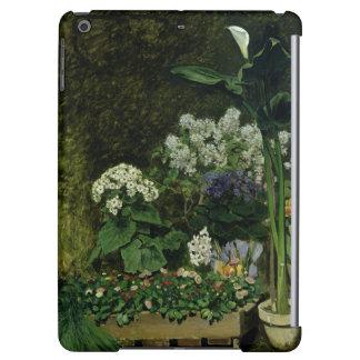 Pierre fleurs de Renoir un | en serre chaude