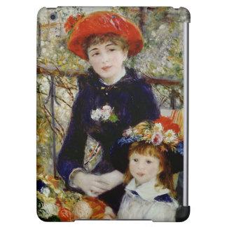 Pierre un Renoir | deux soeurs, ou sur la terrasse