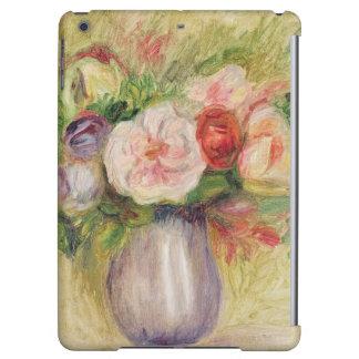 Pierre un vase à Renoir | de fleurs