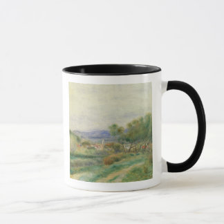 Pierre une vue de Renoir | de La Seyne, Provence Mug