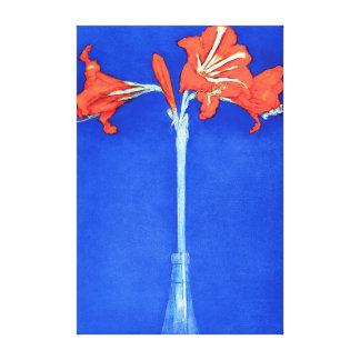 Piet Mondrian - peinture de fleur de beaux-arts Toiles
