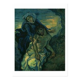 Pietà (na Delacroix), Vincent van Gogh Wenskaarten