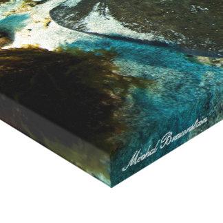 Pijlstaartrog - Canvas