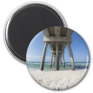 Pilier de plage de Panamá City Aimant