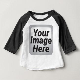 Piliers de création t-shirt pour bébé