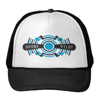 pilote de bourdon casquette de camionneur