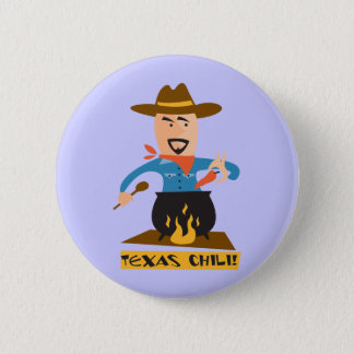 Piment du Texas Badge Rond 5 Cm