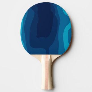 Ping-pong de Como de lac Raquette Tennis De Table