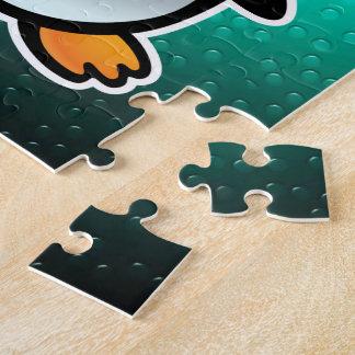 Pingouin frais puzzle