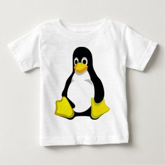Pingouin Linux Tux T-shirt Pour Bébé